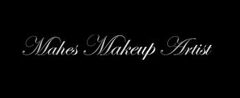 Mahes Makeup Artist Logo