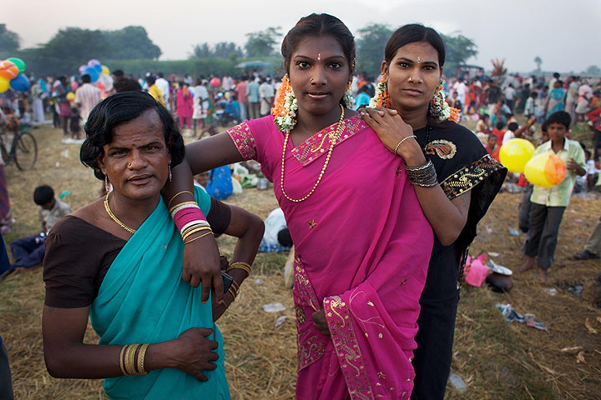 Фото индийских трансвеститов 4 фотография